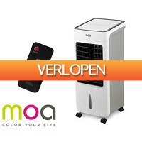 Groupdeal: MOA Design 3-in-1 Aircooler