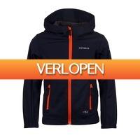 Plutosport offer: Icepeak Laurens softshell jas junior
