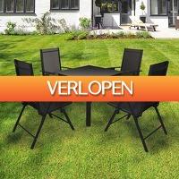 DealDigger.nl: 5-delige tuinset