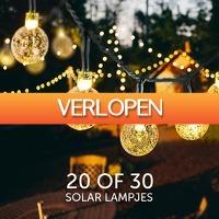 DealDigger.nl 2: Solar lichtslinger 20 of 30 LEDS