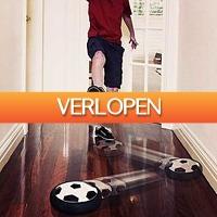 MegaGadgets: Air Powered Soccer