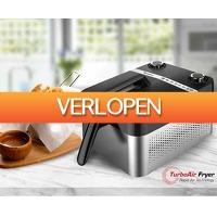 Voordeelvanger.nl: TurboAir fryer