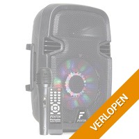 Fenton FT8LED karaoke speaker