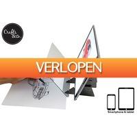 VoucherVandaag.nl: Crafts & Co tekening projector