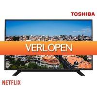 Groupdeal: Toshiba UHD 4K Smart TV