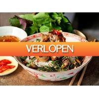 Tripper Tickets: Een Vietnamese maaltijd van Coco Saigon