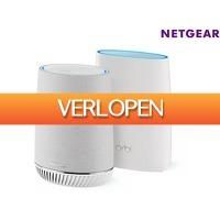 iBOOD.com: Netgear Orbi WiFi Mesh System RBK50V + Harman Kardon Smart Speaker
