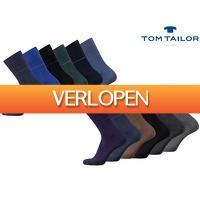 iBOOD Sports & Fashion: 12 paar Tom Tailor Business Sokken