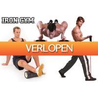 VoucherVandaag.nl 2: Iron Gym sportartikelen