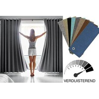 Bekijk de deal van VoucherVandaag.nl 2: Verduisterende gordijnen