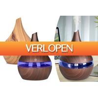 VoucherVandaag.nl 2: Aroma luchtbevochtiger 300 ml