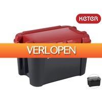 iBOOD.com: 4 x Keter Totem opbergbox