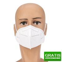 Bekijk de deal van Dealbanana.com: N95 4-layer filter masks