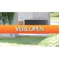 ActievandeDag.nl 1: Opbergbox voor in de tuin