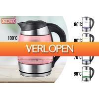 VoucherVandaag.nl 2: Ekeo LED-waterkoker