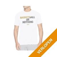 Under Armour basketbal shirt