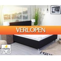 Voordeelvanger.nl: Vitality Pur topdekmatras