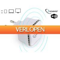 DealDonkey.com: Gembird WNP-RP300-01 WiFi repeater
