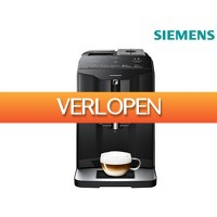 iBOOD.com: Siemens EQ3 TI30A209RW espressomachine
