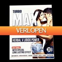 CheckDieDeal.nl: Turbo Max Blue libido-pleisters