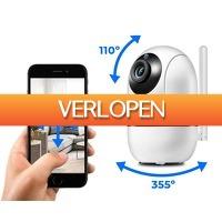 Voordeelvanger.nl: IP WiFi beveiligingscamera HD