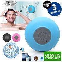 Bekijk de deal van voorHEM.nl: Bluetooth shower speaker