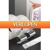 CheckDieDeal.nl 2: Dubbelzijdige herbruikbare Gekkotape