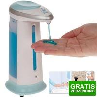 Bekijk de deal van Dennisdeal.com 3: Infrarood automatische zeep dispenser