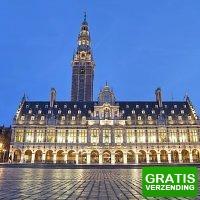 Bekijk de deal van D-deals.nl: 3 dagen 4*-hotel in het centrum van Leuven