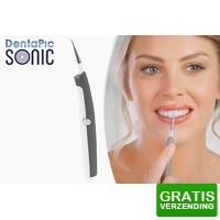 Bekijk de deal van VoucherVandaag.nl: DentaPic Sonic flosser