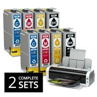 Bekijk de deal van One Day Only: Inktcartridges dubbele sets