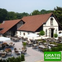 Bekijk de deal van D-deals.nl: 3 of 4 dagen 4*-hotel bij N.P. Veluwezoom