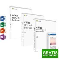 Bekijk de deal van Telegraaf Aanbiedingen: Microsoft Office 2019