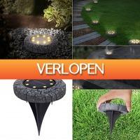CheckDieDeal.nl: Tuinverlichting op zonne-energie