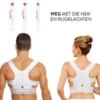 Bekijk de deal van DealDigger.nl: Rugband voor houdingsondersteuning
