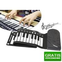 Bekijk de deal van VoucherVandaag.nl: Roll up piano