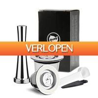 CheckDieDeal.nl: Hervulbare cup geschikt voor Nespresso