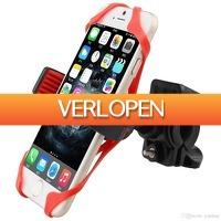 CheckDieDeal.nl 2: Telefoonhouder motor en fiets