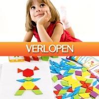 CheckDieDeal.nl 2: Houten patroonblokjes