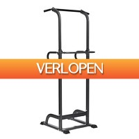 Dennisdeal.com 3: Pull Up fitness station Tower Power