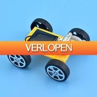 CheckDieDeal.nl: Robotauto zelfbouwkit voor kinderen