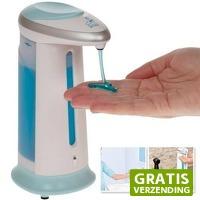 Dennisdeal.com 3: Infrarood automatische zeep dispenser