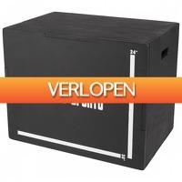 Befit2day.nl: Plyobox zwart