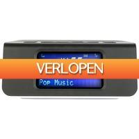 EP.nl: Salora CRU628DAB wekkerradio met DAB+