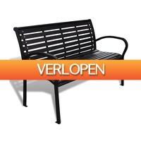 VidaXL.nl: vidaXL tuinbank