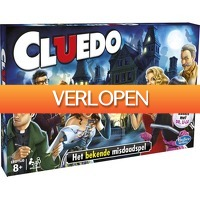 Alternate.nl: Hasbro Cluedo (NL)