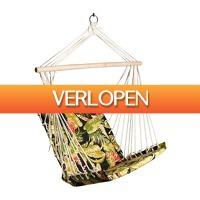 Xenos.nl: Hangstoel aan stok - tropical