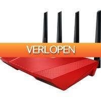Alternate.nl: Asus RT-AC87U AC2400 Dual-Band Gigabit Wireless router