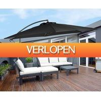 Voordeelvanger.nl 2: XXL zweefparasol 3 meter