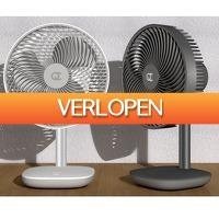 Elkedagietsleuks Ladies: Draadloze desktop ventilator